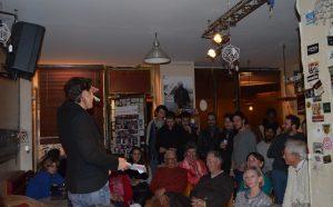 Rencontre bénévoles Temps fête à Paris