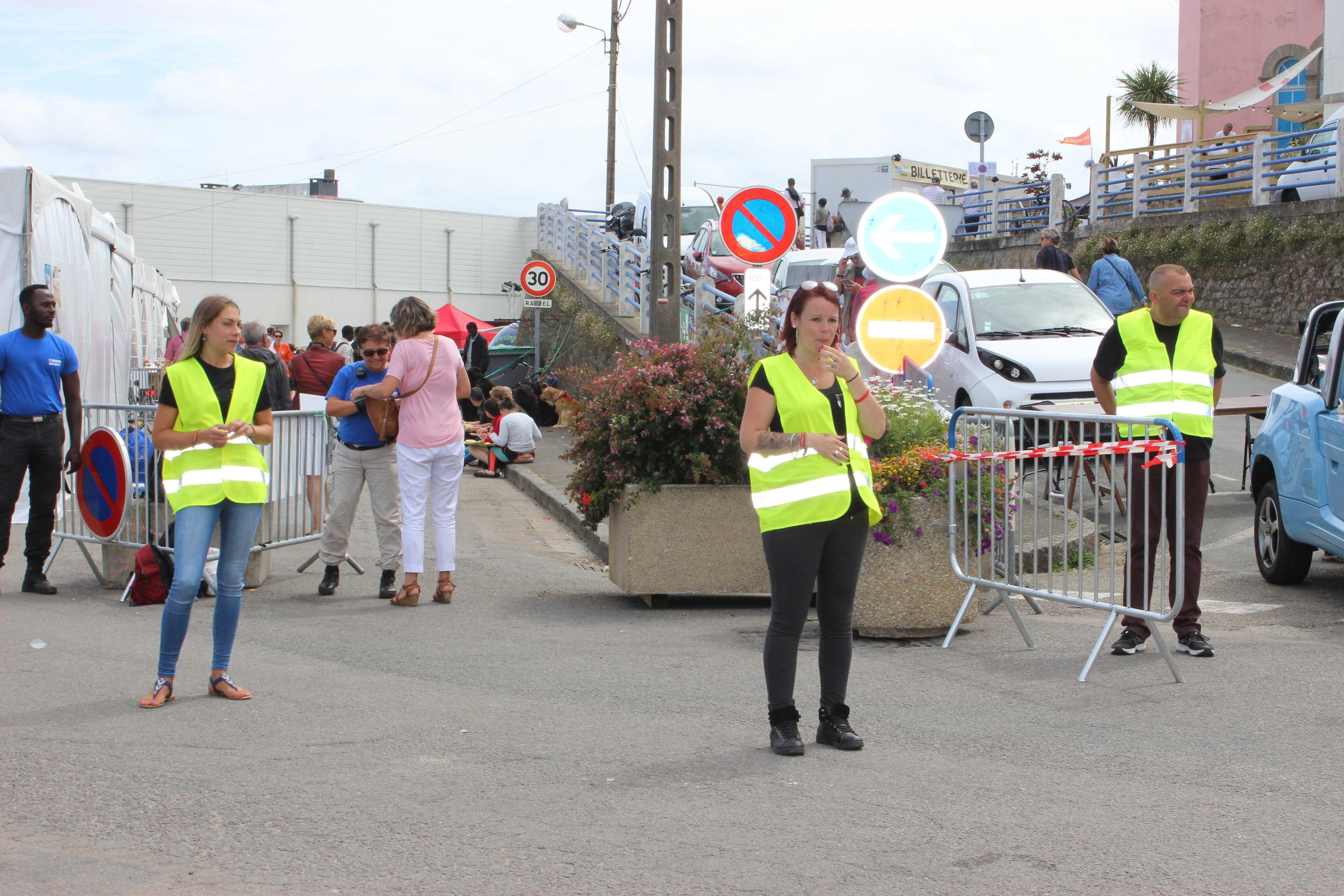 festival, temps fête, bénévoles