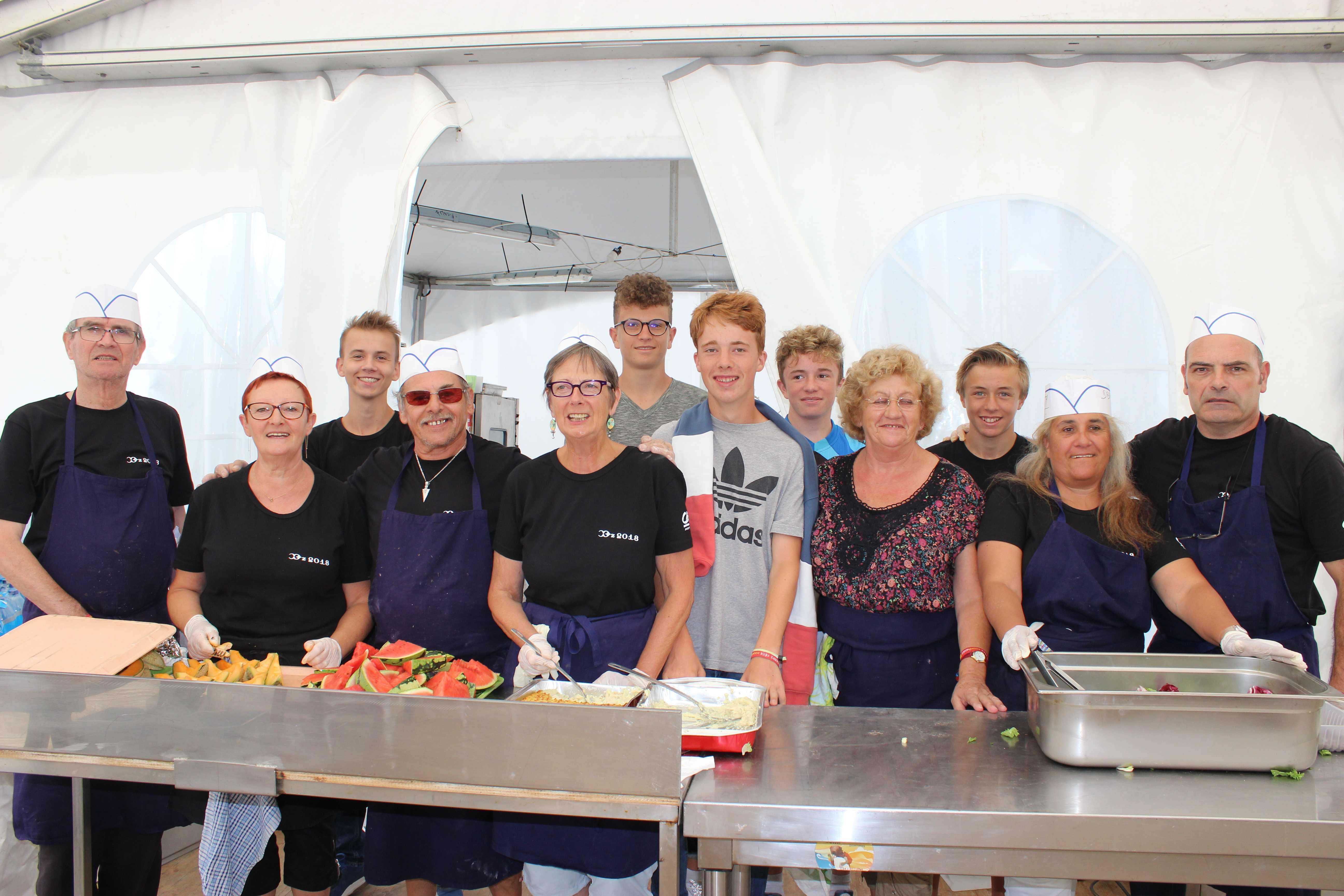 bénévoles, douarnenez, festival maritime