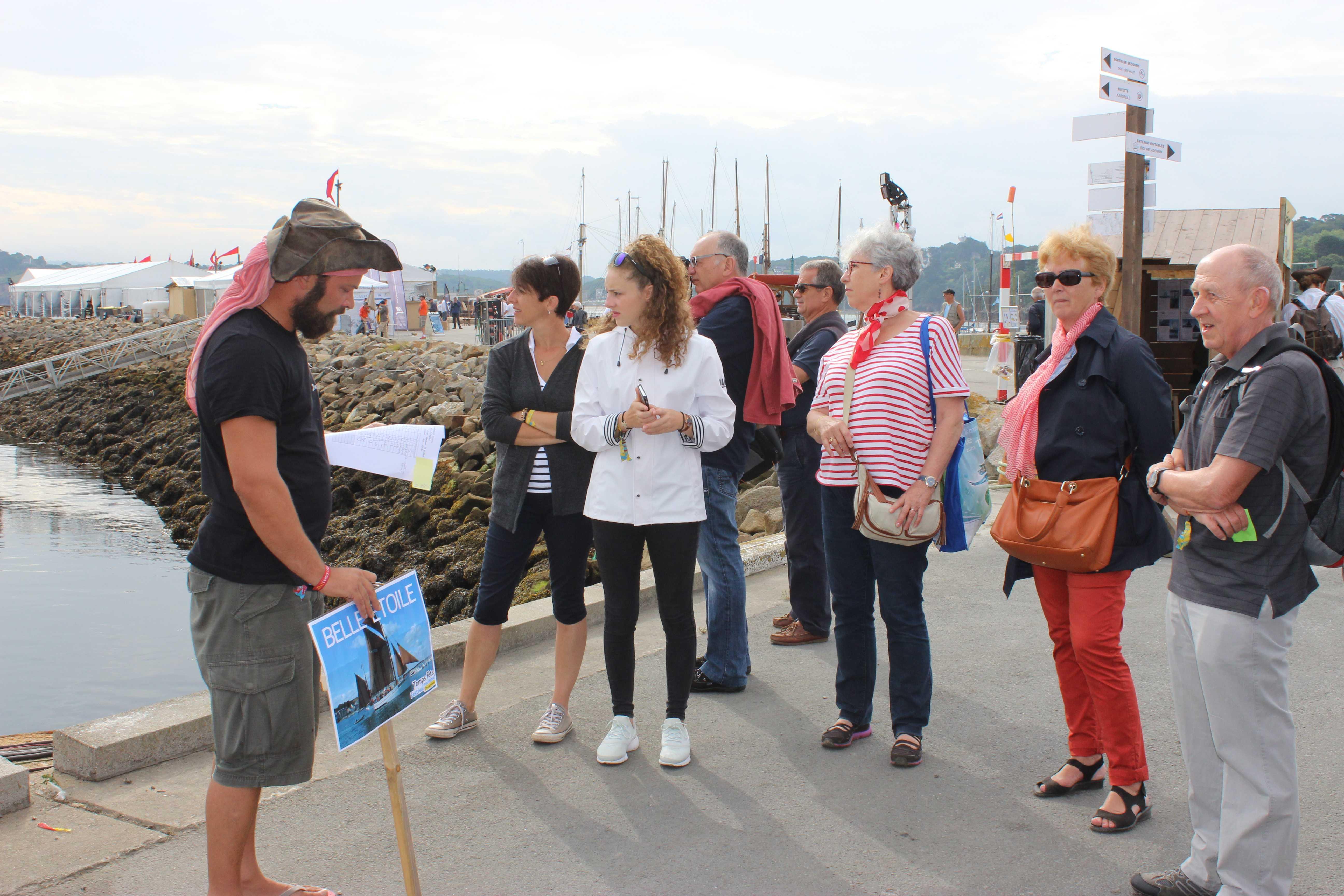 temps fête, festival maritime, sortie en mer, douarnenez