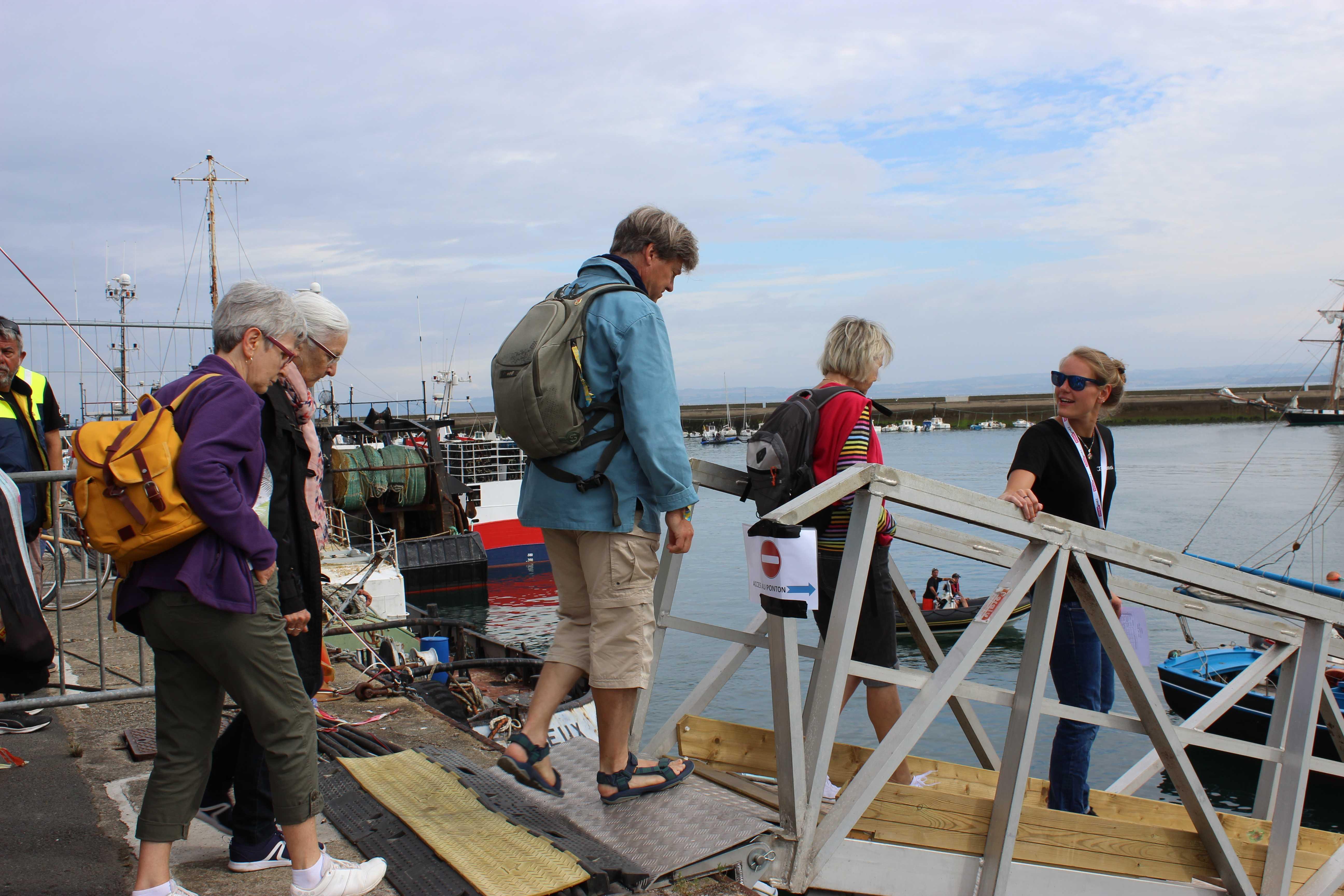 sortie en mer, douarnenez, festival, bateaux, vieux grééments
