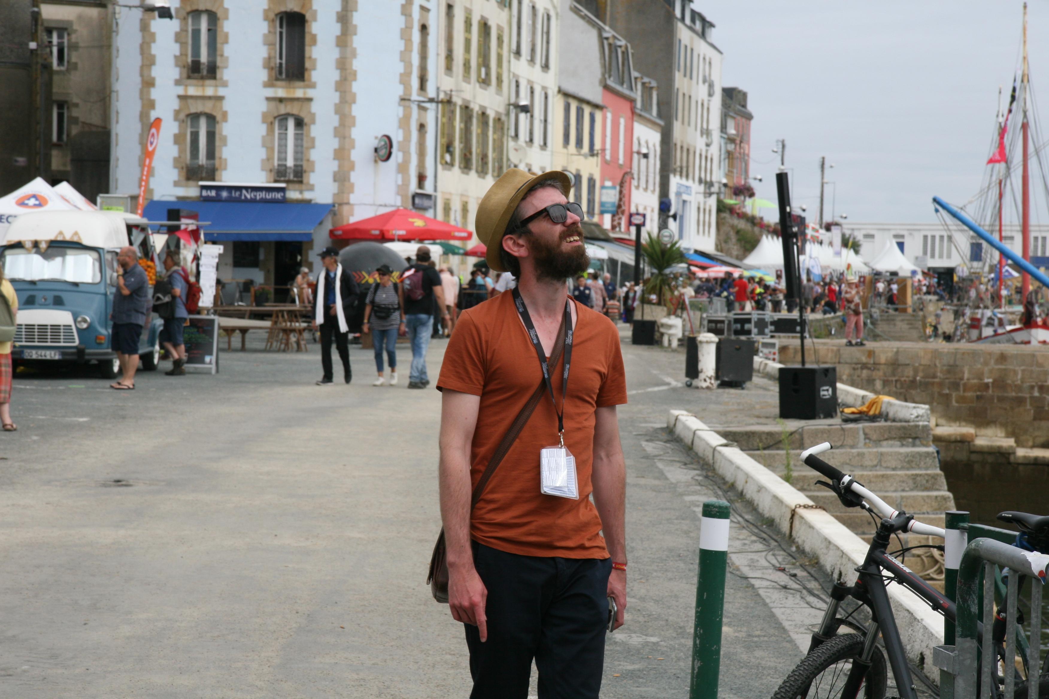 Temps Fête, bénévoles, association, festival, mer, bateaux, gréements, Douarnenez, Finistère