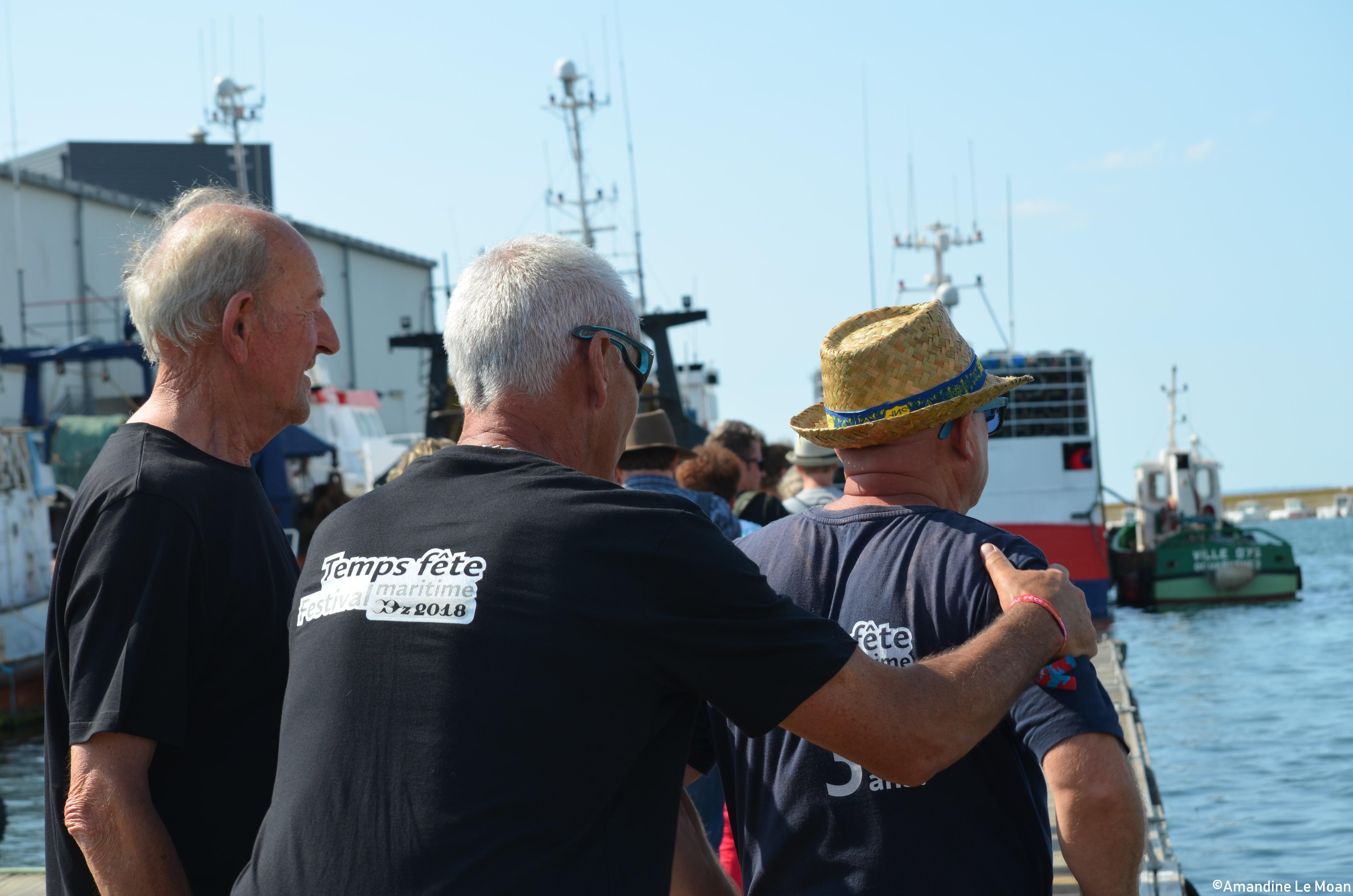 douarnenez, temps fête, bénévoles, bateaux